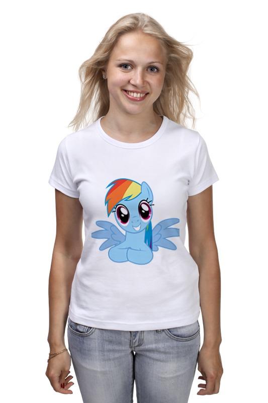 Футболка классическая Printio Rainbowdash t-shirt футболка классическая printio dota2 t shirt