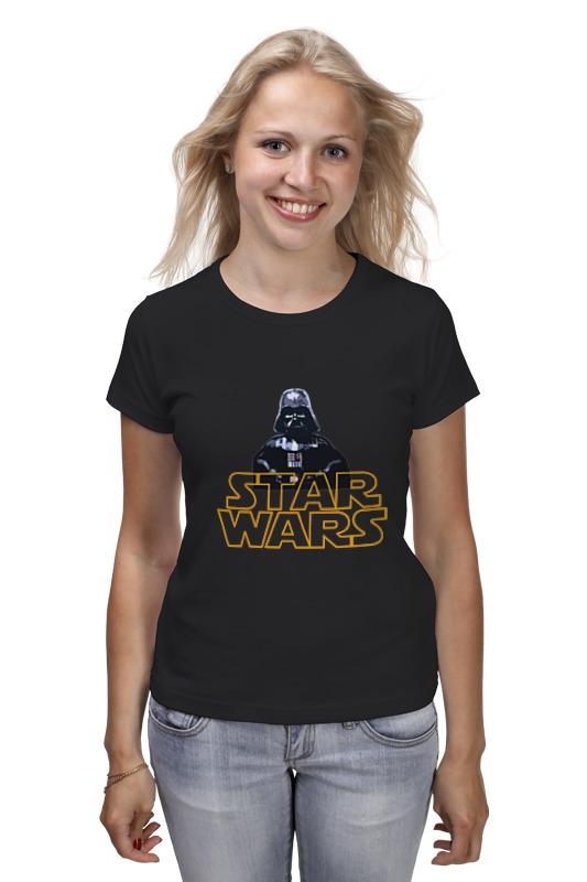 Футболка классическая Printio Star wars. darth vader футболка рингер printio darth vader star wars
