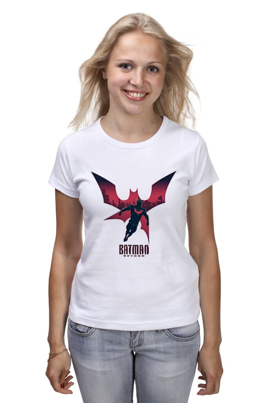 цена на Printio Batman beyond