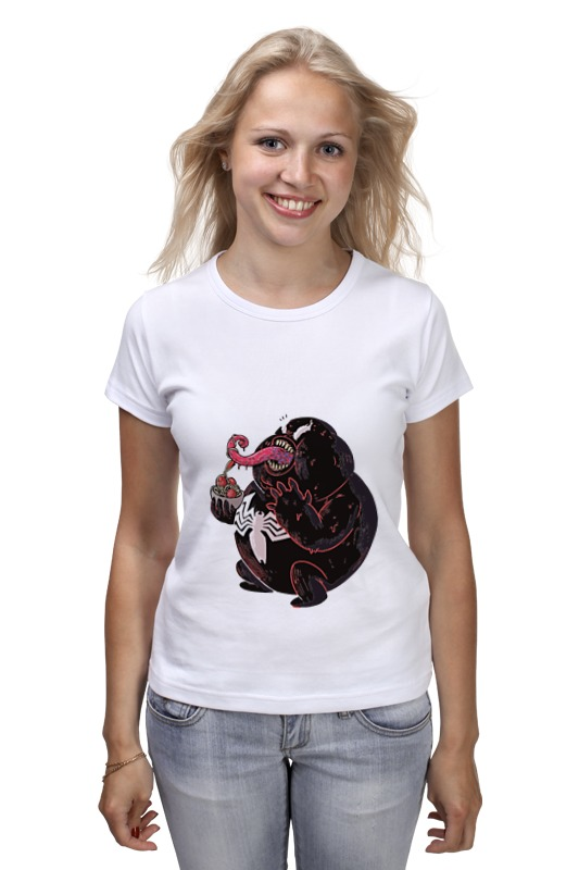 Printio Fat venom детская футболка классическая унисекс printio fat venom