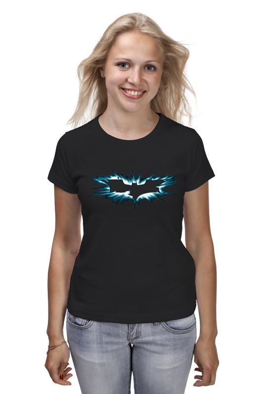 Футболка классическая Printio Бэтмен/batman футболка рингер printio batman бэтмен