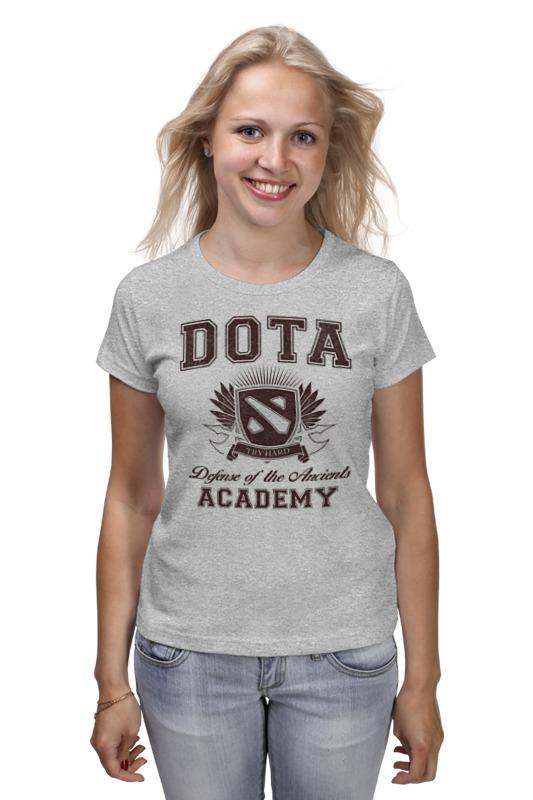 Футболка классическая Printio Dota academy футболка классическая printio dota 2 templar assassin