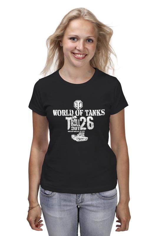 Футболка классическая Printio World of tanks (t-26) футболка классическая printio world of tanks t 26