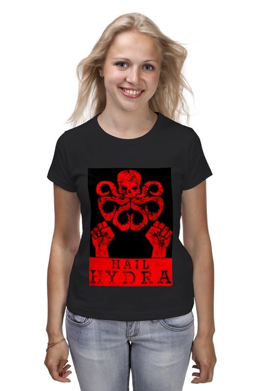 Футболка классическая Printio Hydra arsb футболка для беременных printio arsb skate