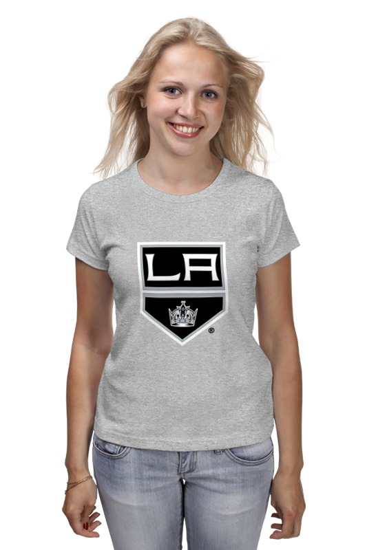 Футболка классическая Printio Los angeles kings / nhl usa los cachorros