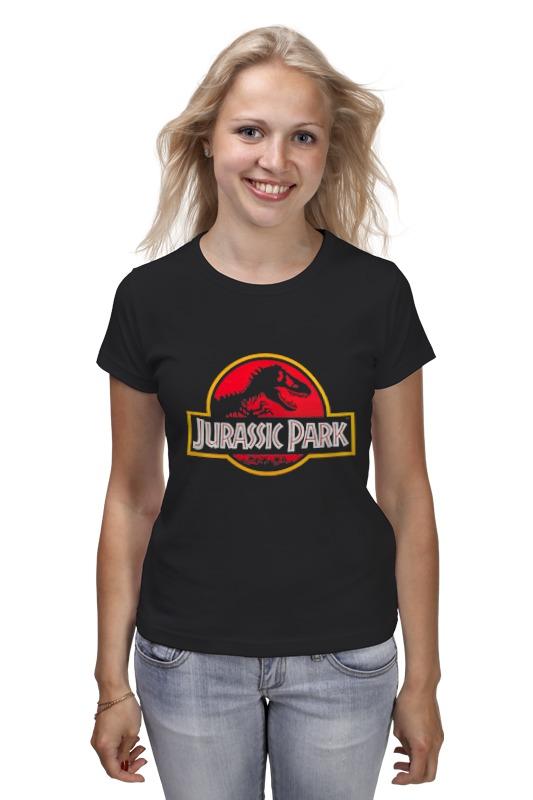 Футболка классическая Printio Jurassic park / парк юрского периода футболка рингер printio парк юрского периода