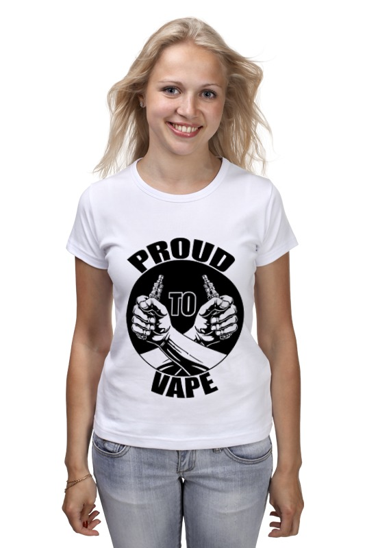 Printio Proud to vape