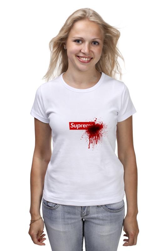 Футболка классическая Printio Supreme футболка supreme louis vuitton