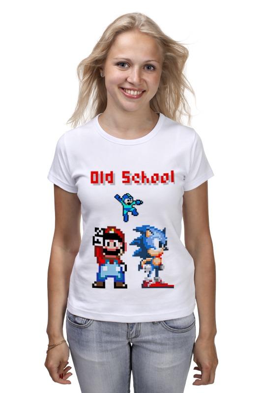 Футболка классическая Printio Old school! футболка old school