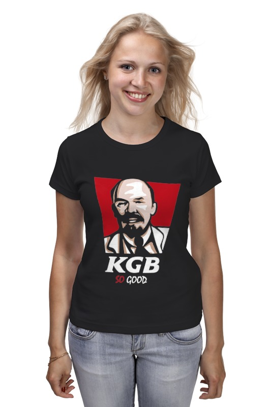 Printio Kgb, so good (lenin)