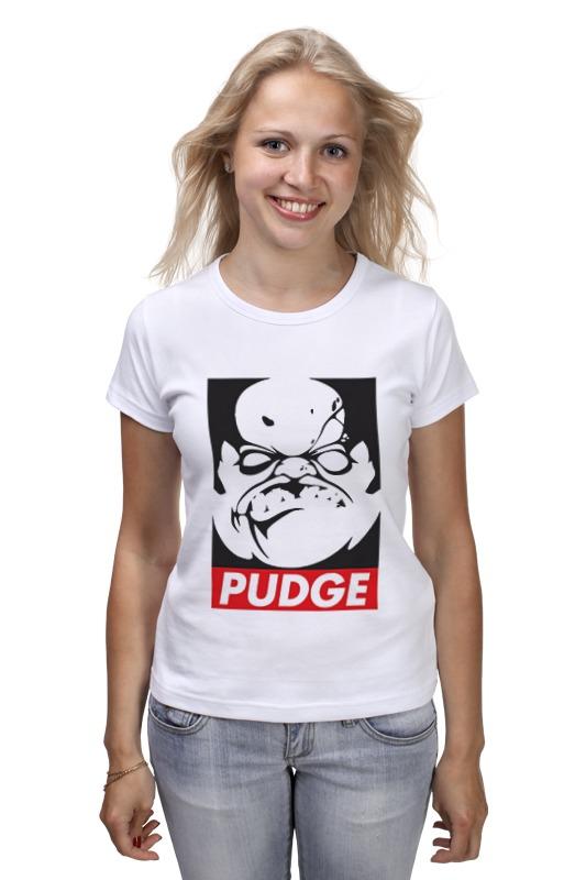 Футболка классическая Printio Dota 2 - pudge детская футболка классическая унисекс printio dota 2 pudge