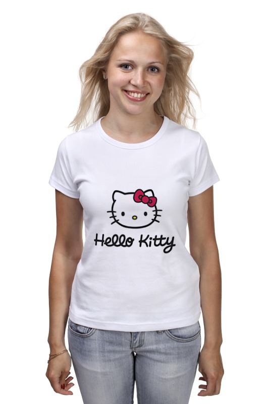 Printio hello kitty! цена