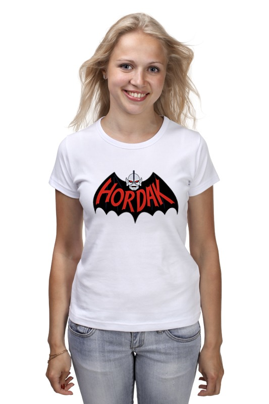 Футболка классическая Printio Hordak (masters of the universe) толстовка wearcraft premium унисекс printio hordak masters of the universe