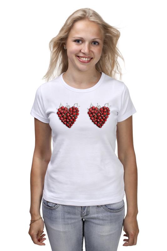 Printio Вишенки детская футболка классическая унисекс printio яблочки вишенки