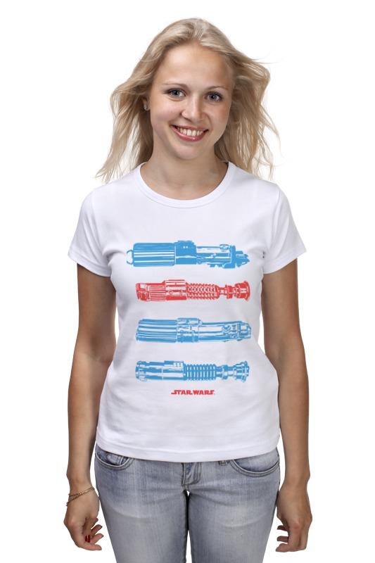 Футболка классическая Printio Световые мечи детская футболка классическая унисекс printio световые мечи