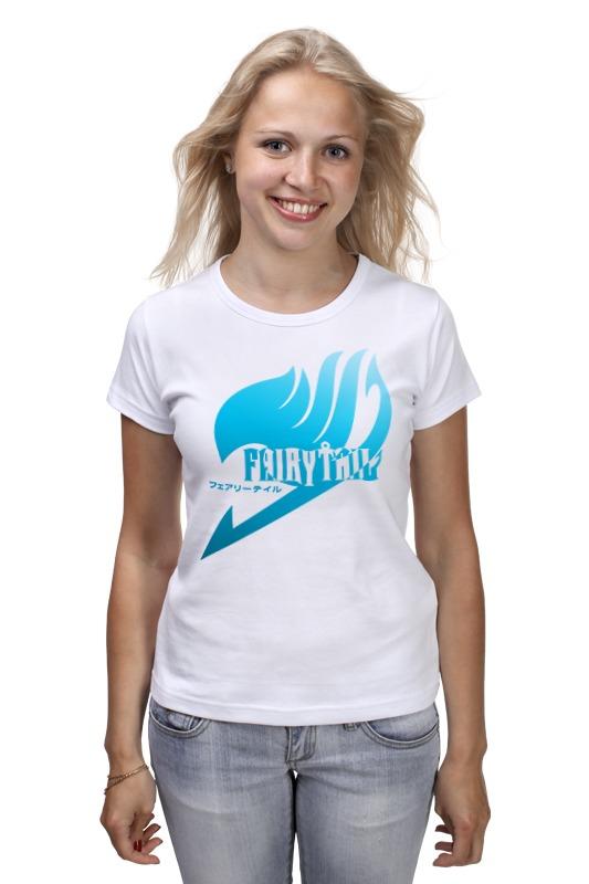 Футболка классическая Printio Fairy tail ( хвост феи ) сумка printio fairy tail хвост феи