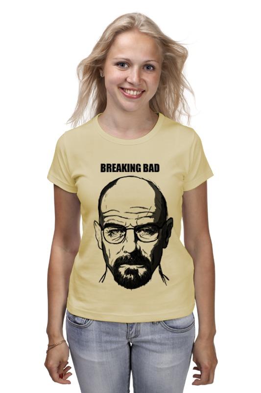 Футболка классическая Printio Breaking bad футболка классическая printio yeah science bitch breaking bad
