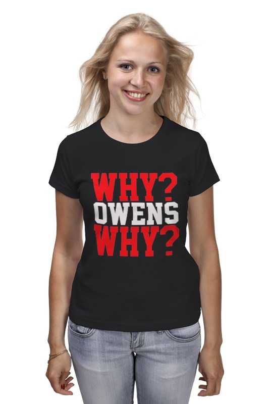 Футболка классическая Printio Why? owens why? (wwe) why architecture matters
