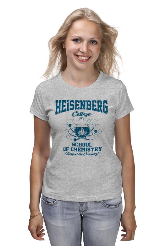 Футболка классическая Printio Heisenberg college