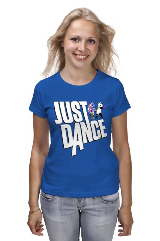 Футболка классическая Printio Just dance just dance 2017 [xbox one]