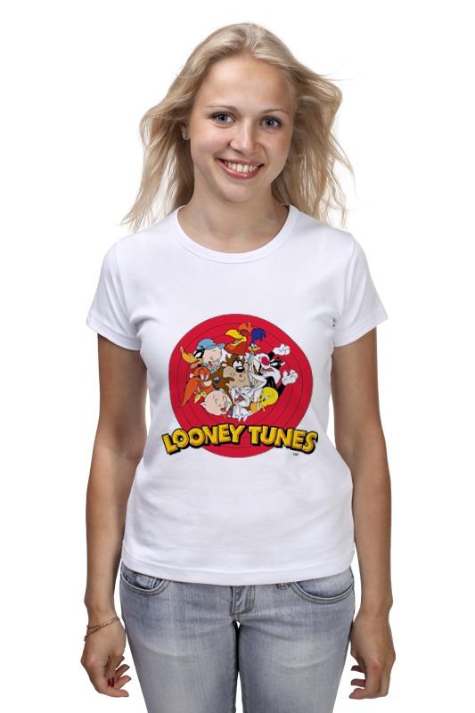 Футболка классическая Printio Looney tunes тапочки looney tunes lt13403