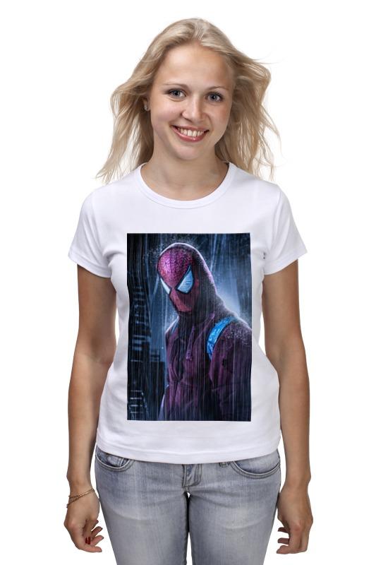 Футболка классическая Printio Человек-паук (spider-man) набор канцелярский spider man 2 пр