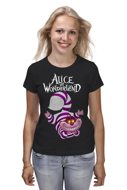Фото - Printio Alice in wonderland read it yourself alice in wonderland level 4