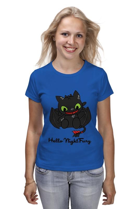 цена Printio Hello night fury онлайн в 2017 году