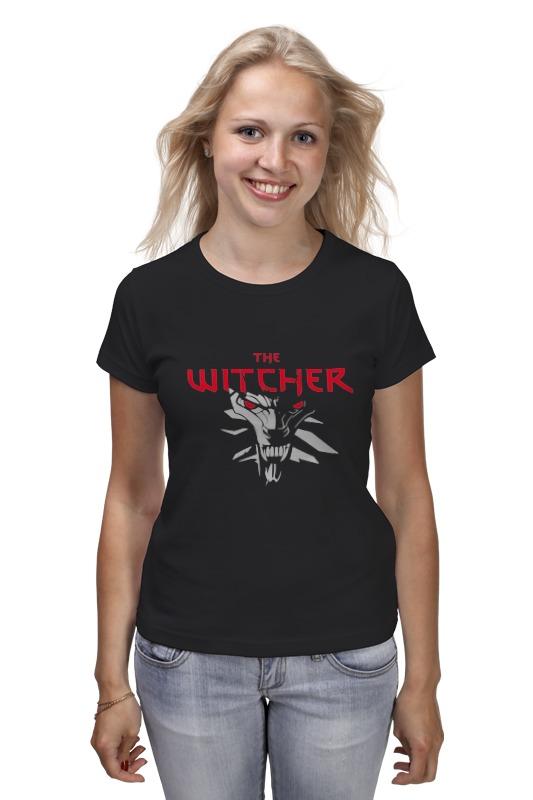 где купить Футболка классическая Printio The witcher 3 по лучшей цене