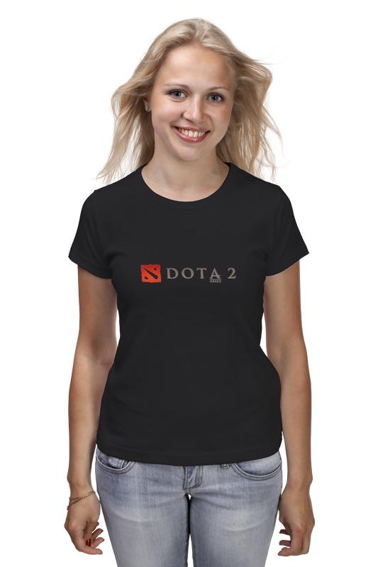 Футболка классическая Printio Классическая футболка dota 2