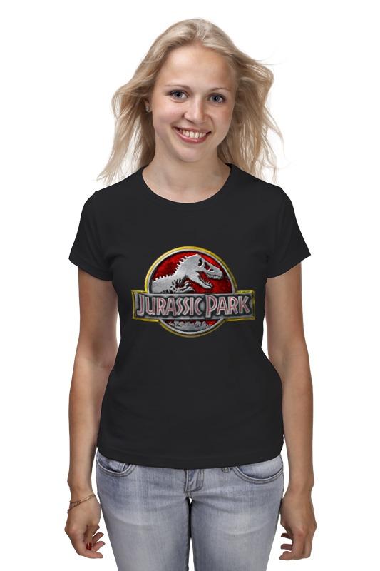 Фото - Футболка классическая Printio Jurassic park / парк юрского периода конструктор nd play автомобильный парк 265 608
