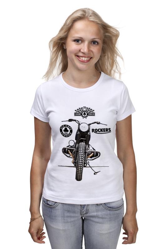 Printio Ace cafe rockers детская футболка классическая унисекс printio ace cafe rockers