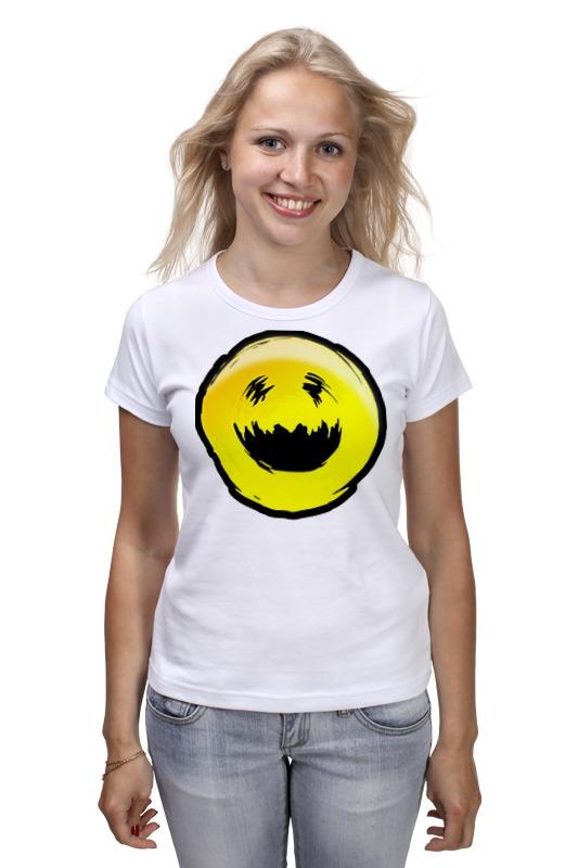 Футболка классическая Printio Smile