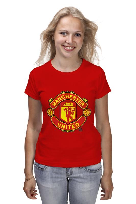 Футболка классическая Printio Manchester united 1878 майка классическая printio manchester united