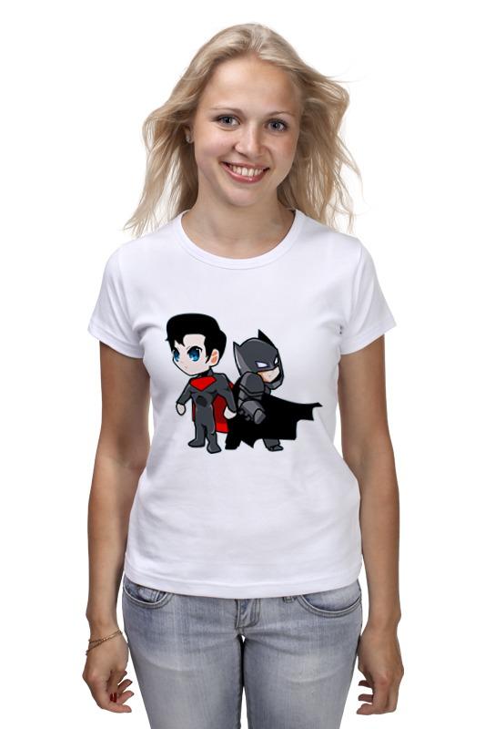 Футболка классическая Printio Бэтмен и супермен футболка классическая printio бэтмен против супермена