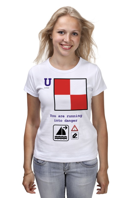 Футболка классическая Printio Uniform (u), флаг мсс (eng) for girl лонгслив printio uniform u флаг мсс eng for girl