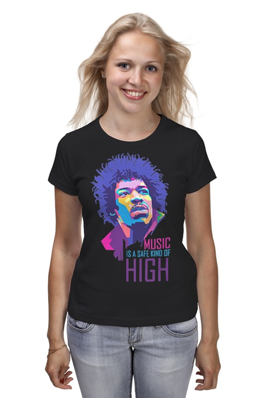 Printio Джими хендрикс плектр dunlop jimi hendrix 12 medium
