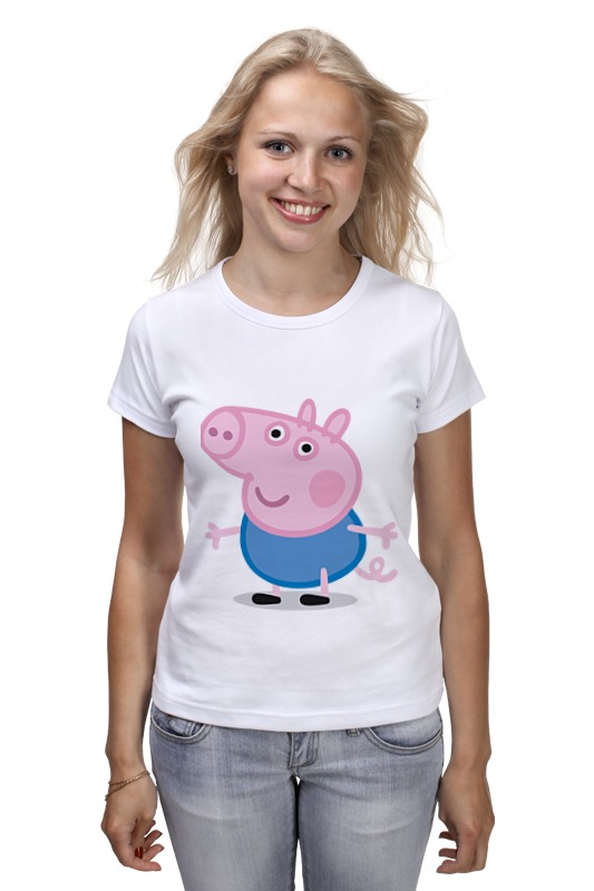 цена Printio Свинка пеппа онлайн в 2017 году