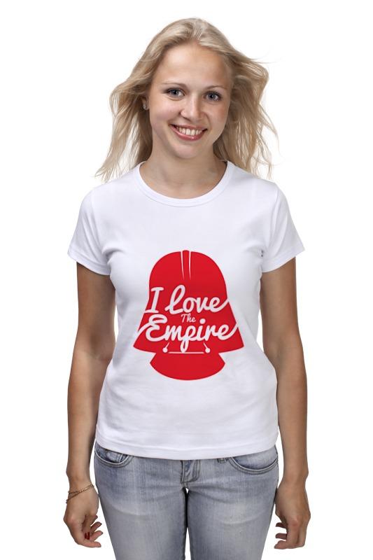 Футболка классическая Printio Love the empire the cat empire brisbane