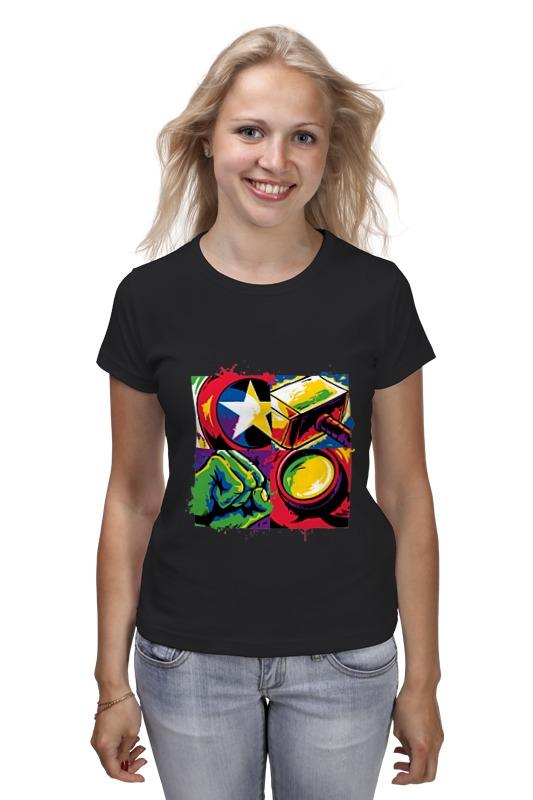 Футболка классическая Printio Мстители (the avengers) avengers машина на радиоуправлении капитан америка