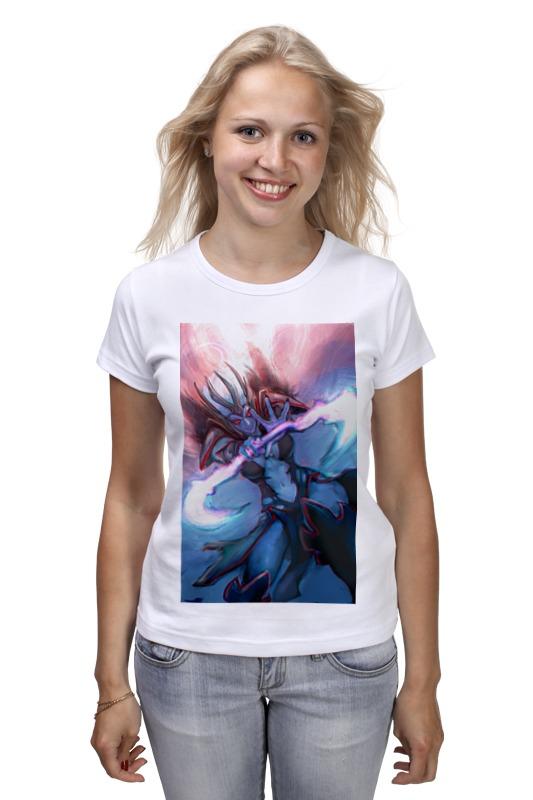 Футболка классическая Printio Vengeful spirit футболка rebel spirit rebel spirit re032emspj40