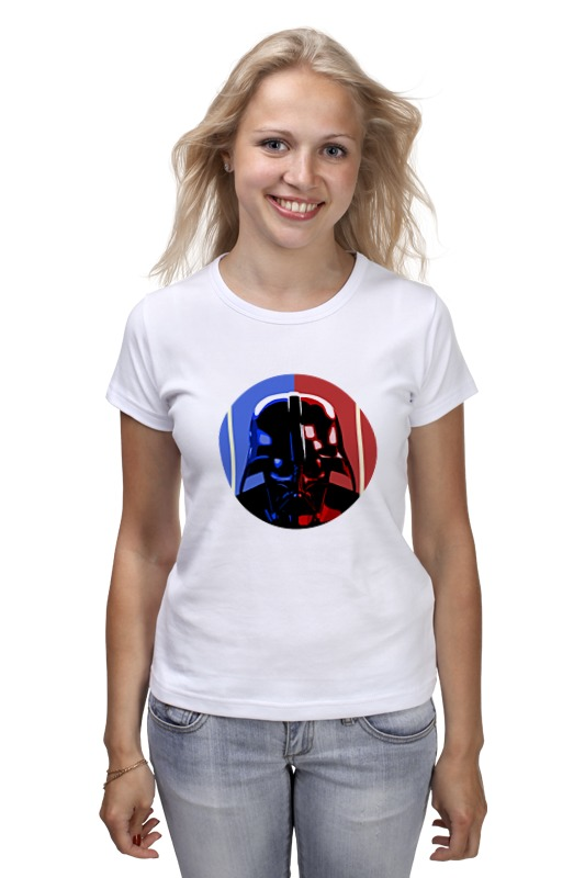 Printio Vader футболка классическая printio vader