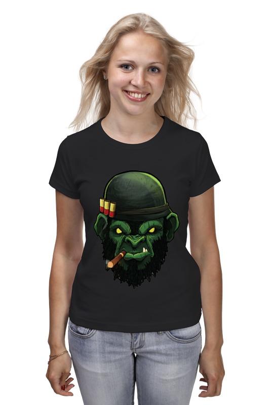 Printio War monkey/обезьяна детская футболка классическая унисекс printio обезьяна monkey