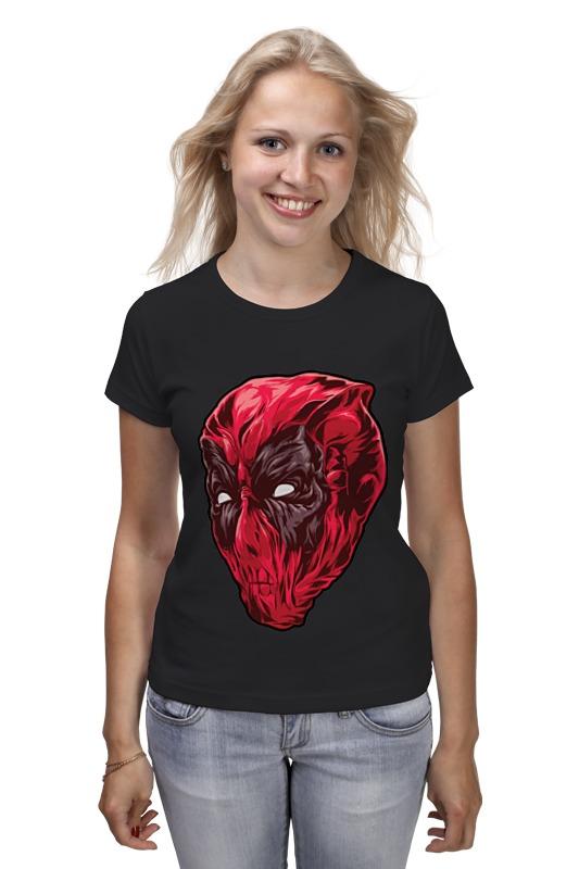 Футболка классическая Printio Deadpool/дэдпул футболка классическая printio deadpool content