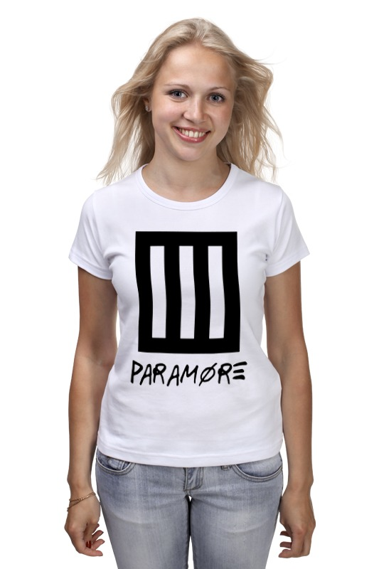 Футболка классическая Printio Paramore paramore paramore all we know is falling lp