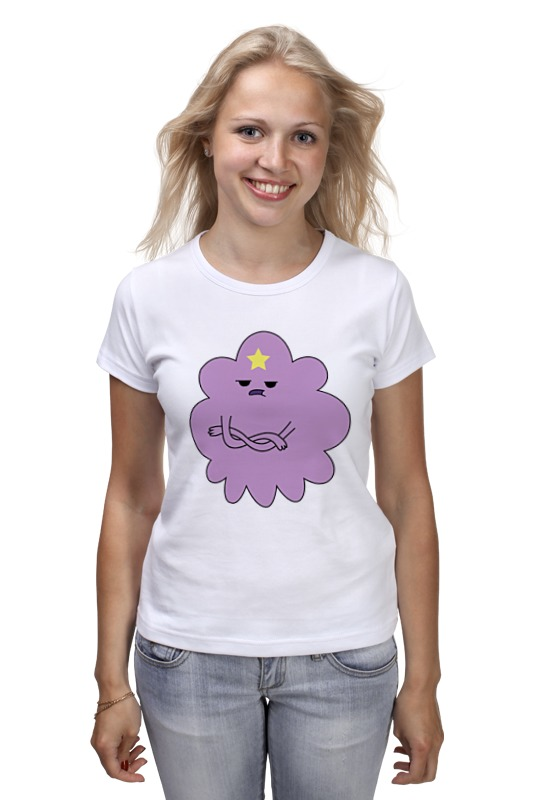 Футболка классическая Printio Adventure time худи print bar adventure time