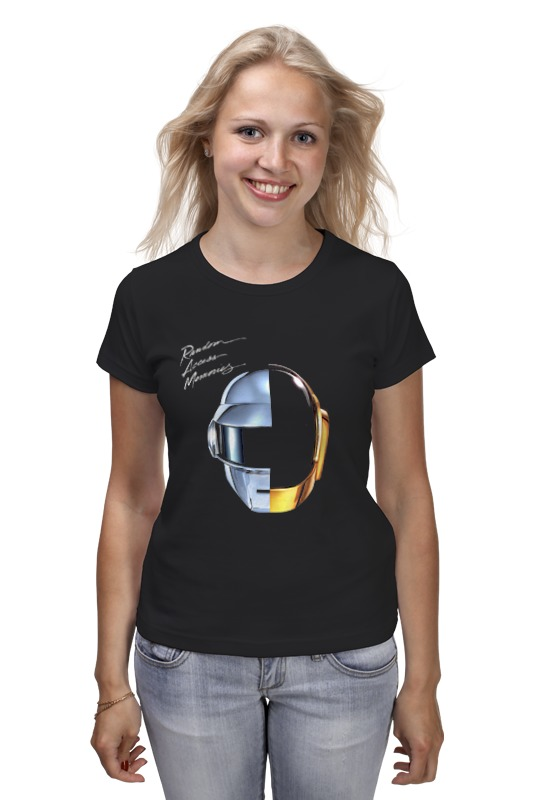 Футболка классическая Printio Daft punk - random access memories random color door stopper 1pc