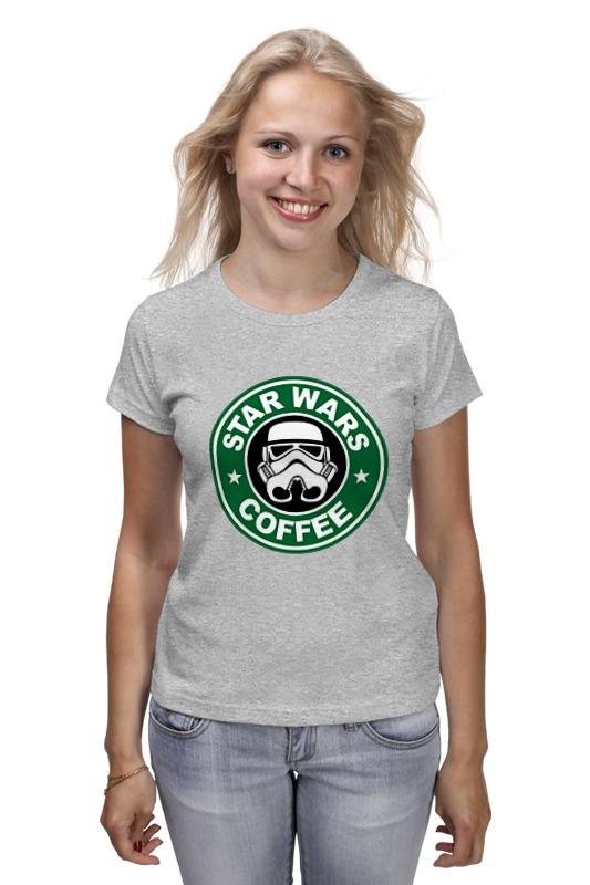 Футболка классическая Printio Star wars coffee футболка классическая printio r2 d2 star wars