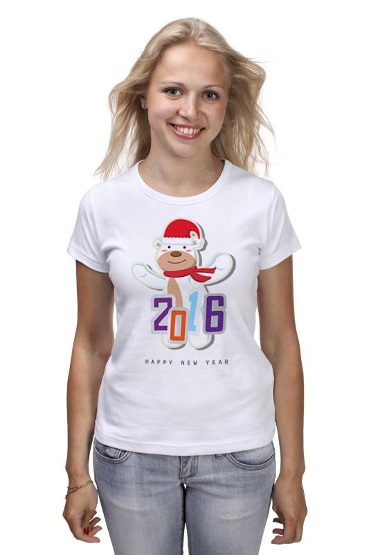 Футболка классическая Printio Мишка с севера футболка wearcraft premium printio мишка с севера