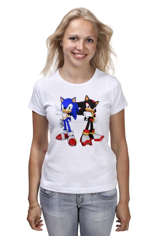 Футболка классическая Printio Sonic x футболка классическая printio sonic dance